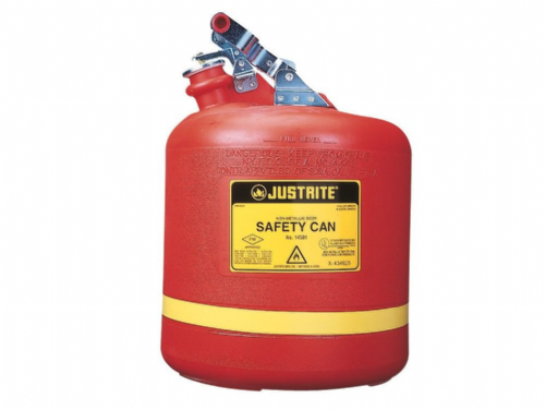 Type 1 Polyethylene Safety Can for flammables 14561